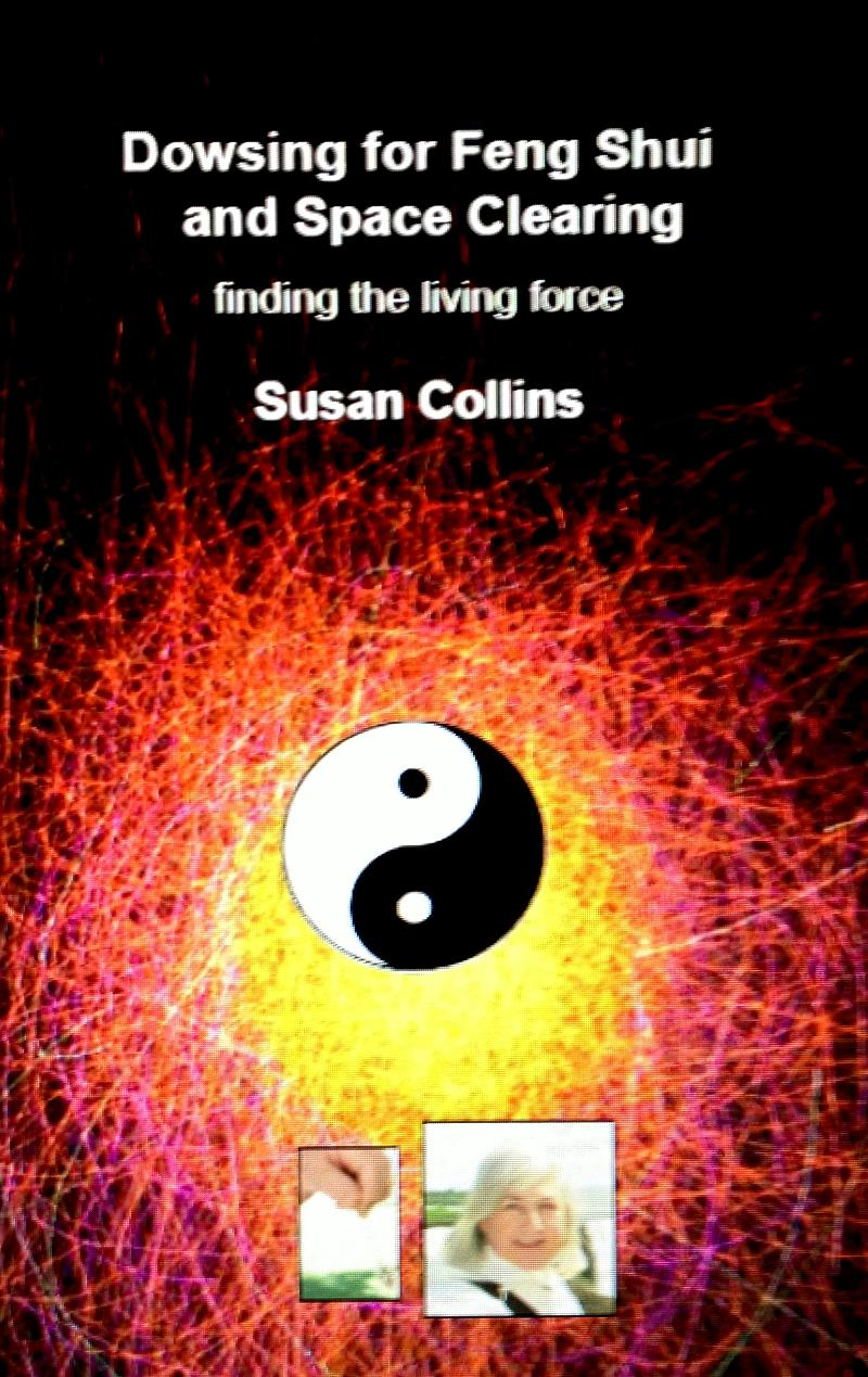 Book cover: Dowsing for Feng Shui
