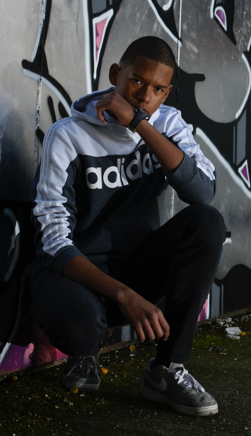 YouthAdidasCropd