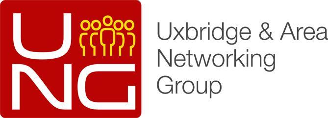 Uxbridge _ Area Networking Group Logo