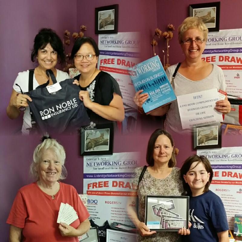 Draw Prize Winners