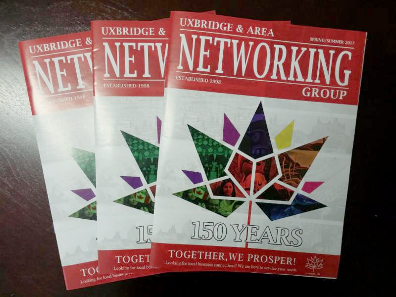 2017 Spring_Summer Uxbridge Networking Magazine