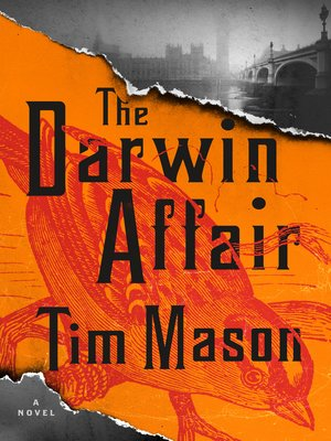 cover of the Darwin Affair by Tim Mason
