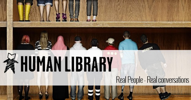 Visit the Human Library - Real people - Real Conversations