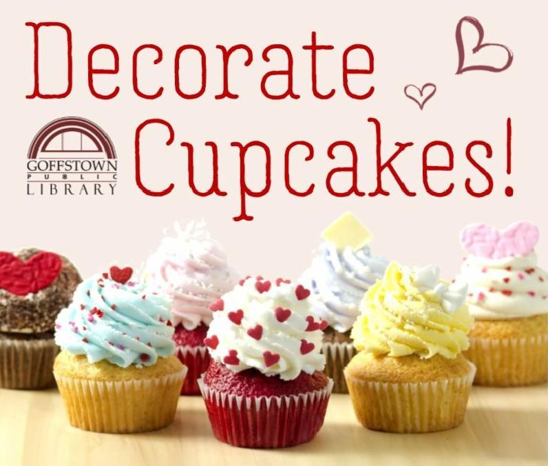Decorate Cupcakes with the GPL