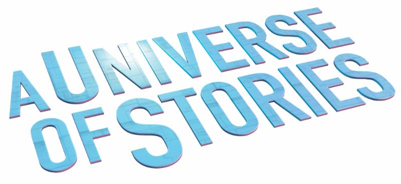 A Universe of Stories is the 2019 Summer Experience slogan.