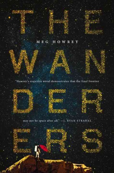 The Wanderers by Meg Howery book cover