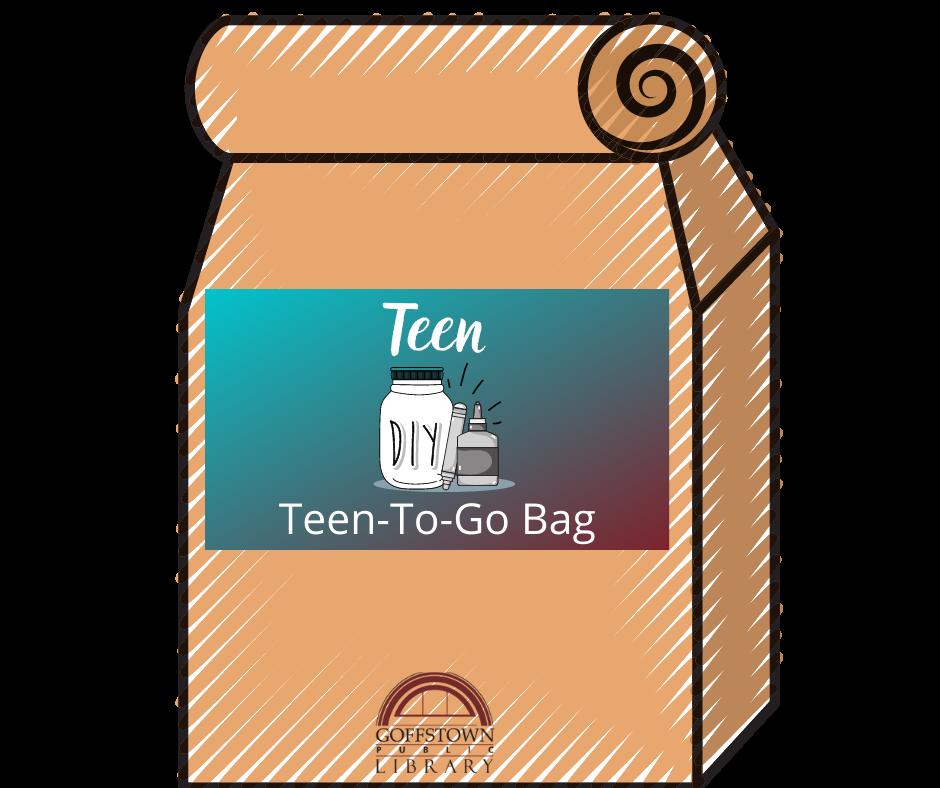 TeenToGo Bags