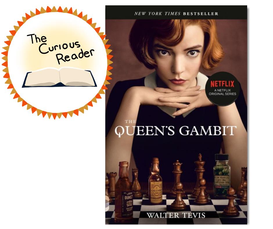 Queen's Gambit Book Cover
