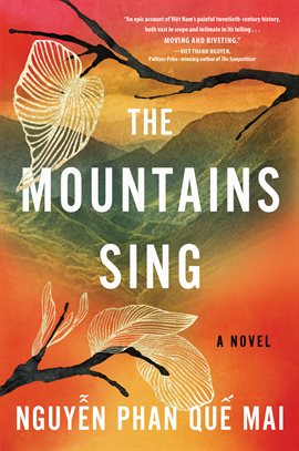 Cover of The Mountains Sing by Nguyen Phan Que Mai