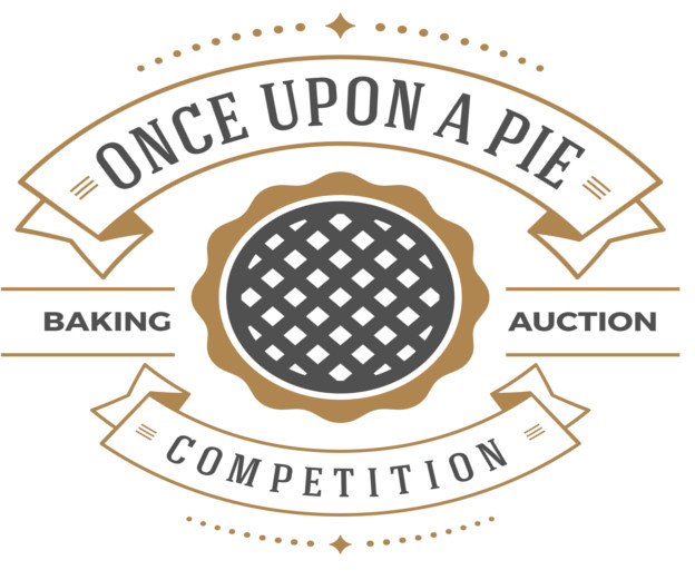 Friends of the Library Once Upon a Pie logo