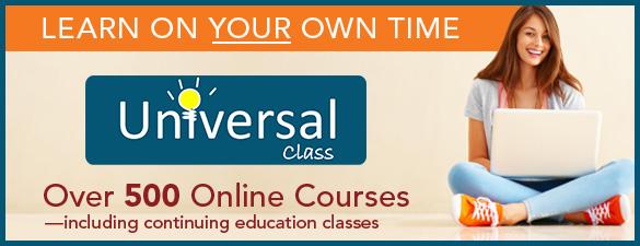 Universal Class Banner