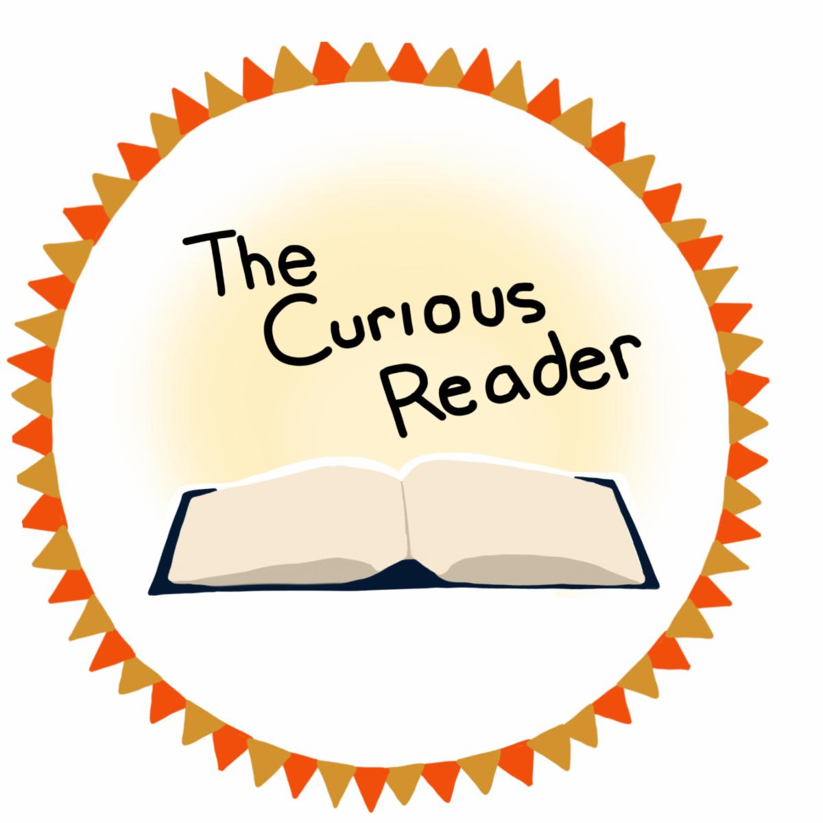 The Curious Reader Podcast Logo