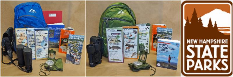 Borrow a Backpack for your outdoor adventure at the GPL