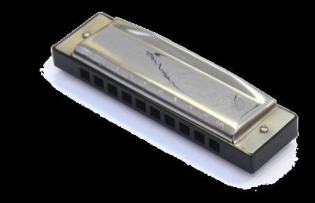 shiny harmonica image