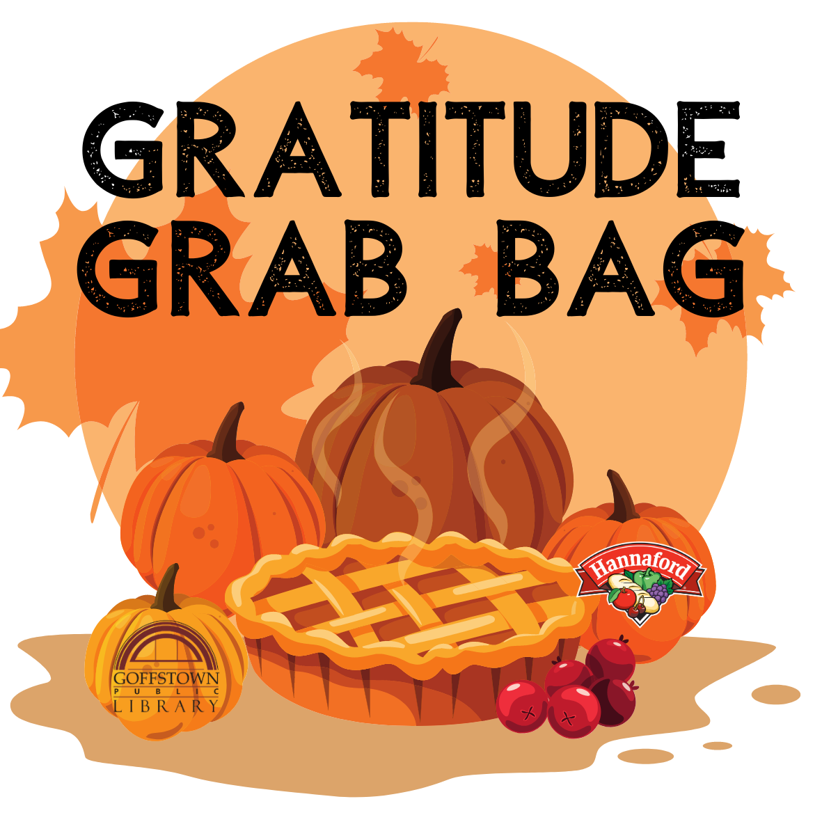 Gratitude Grab Bag Whiles Supplies Last
