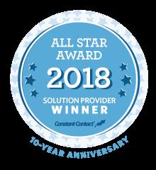 CTCT 2018 AllStar Logo