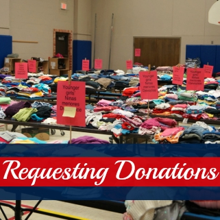 ELL Clothing Drive