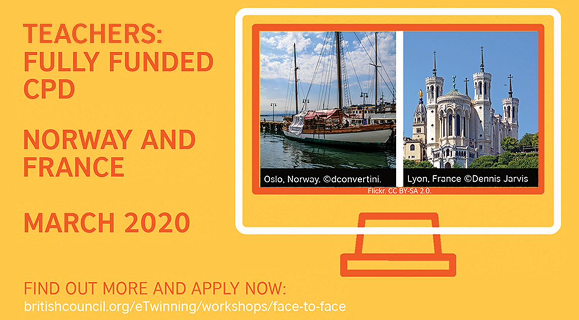 Apply now - funded CPD in Norway or France
