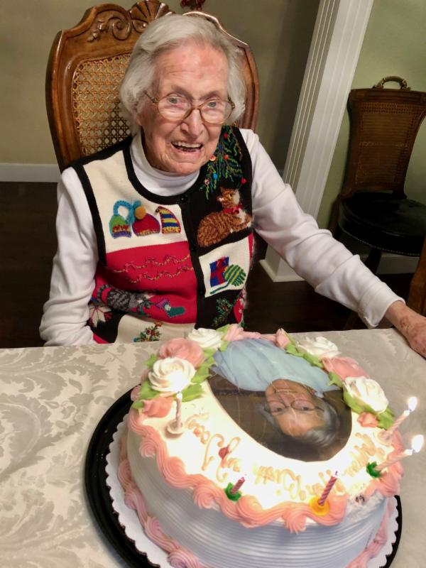 JoAnn Smith - 99th Birthday