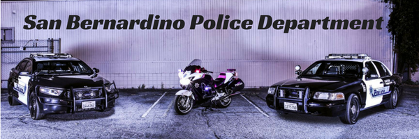 Upcoming San Bernardino Police Department Events and News