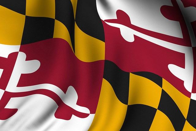 Maryland flag