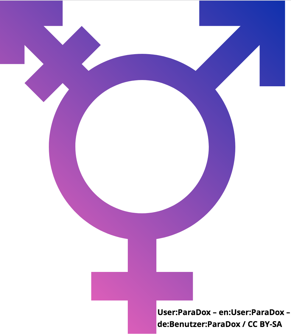 symbol for transgender individuals