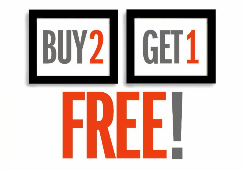 Bellanutri 2 Get 1 Free Promotion