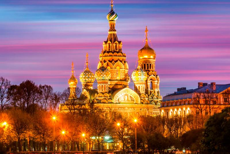 Moscow & St. Petersburg