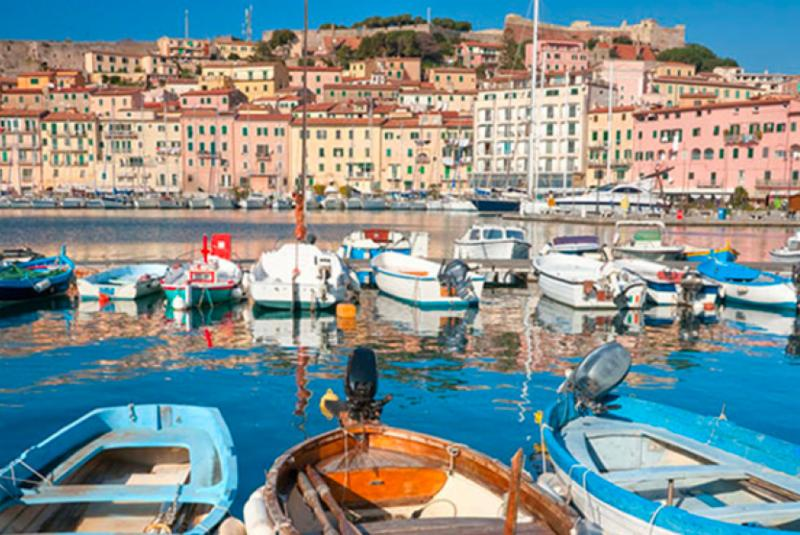 The Island of Elba