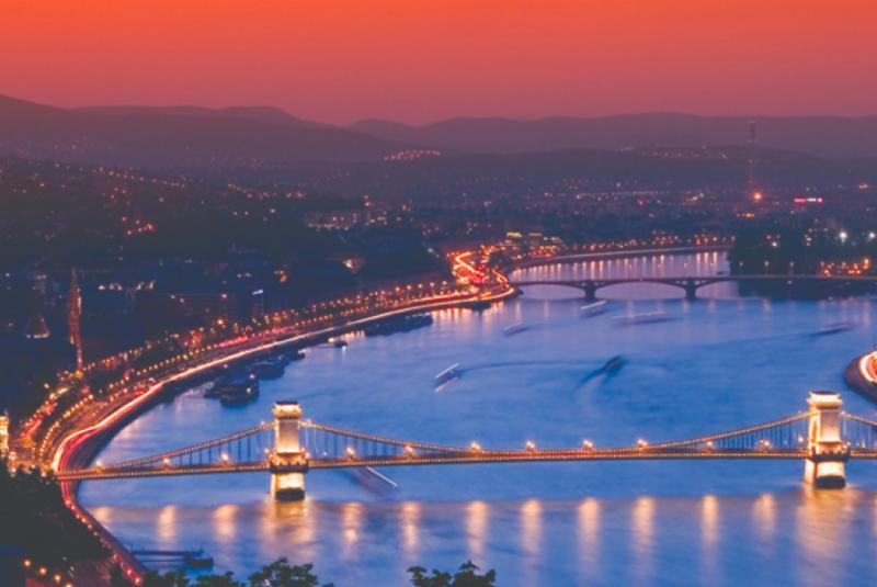 The Danube & It's Enchanting Christmas Markets