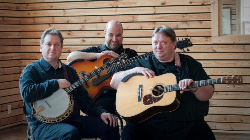 The Kruger Brothers are slated to perform at the Blue Ridge Music Center on June 27.
