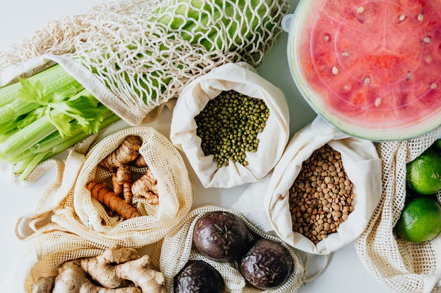 Veggies and fruit seeds