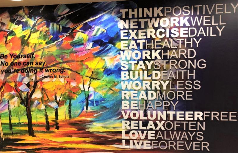 Harrison mural