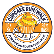 PSF Cupcake run and walk