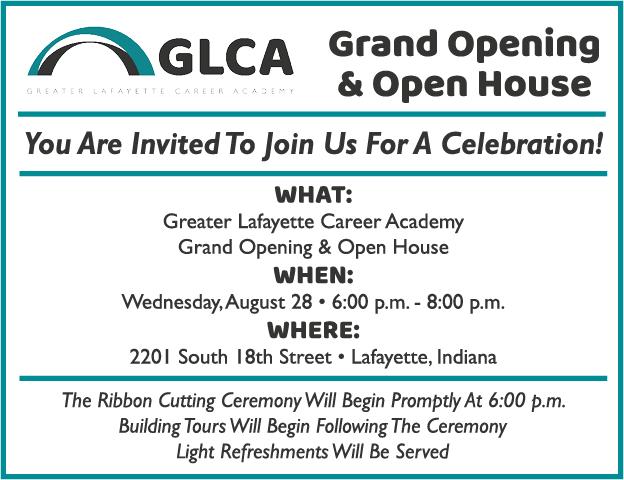 GLCA open house