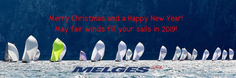 Season's Greeting from the International Melges 24 Class Association