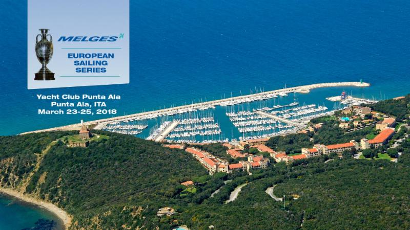 993561f3d56b15 2018 Melges 24 European Sailing Series  Tuscany Welcomes the ...