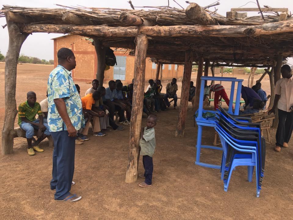 Bon Berger Baptist Church in Ouagadougou