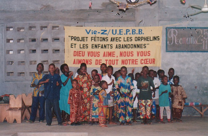 Orphans Center Project in Benin
