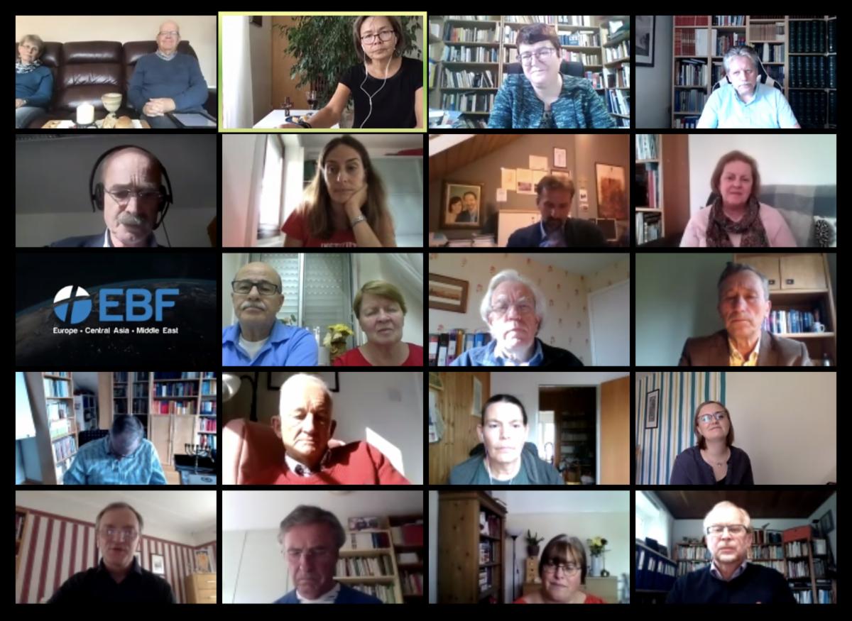 EBF Virtual Council