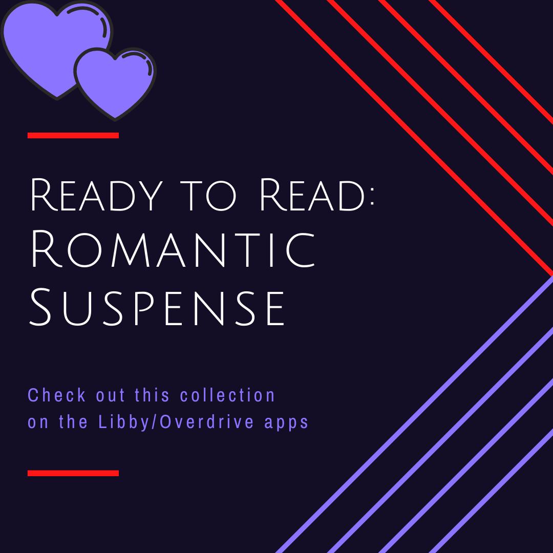 Romantic Suspense Books