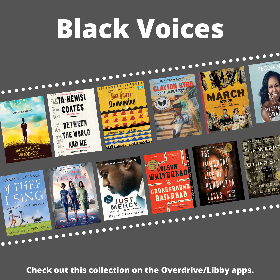 Black Voices - Overdrive Collection
