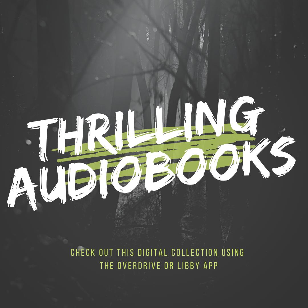 Thrilling Audio Books