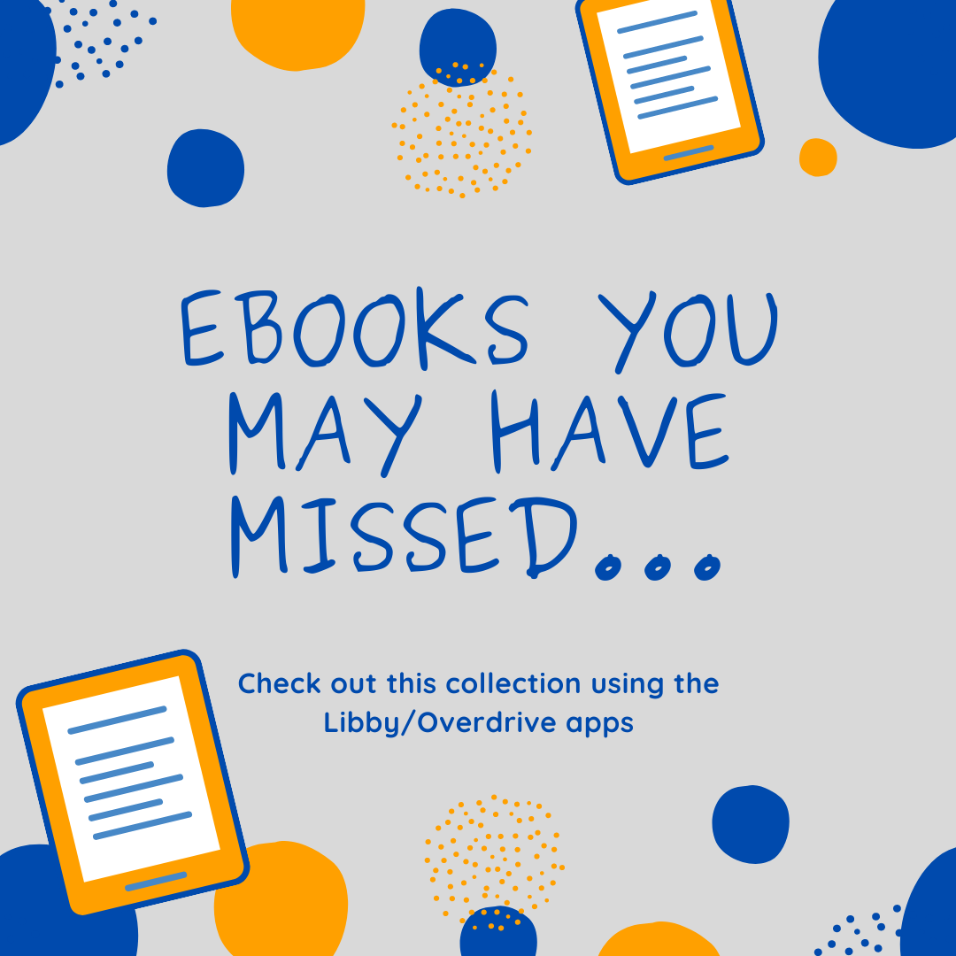 ebooks you might've missed
