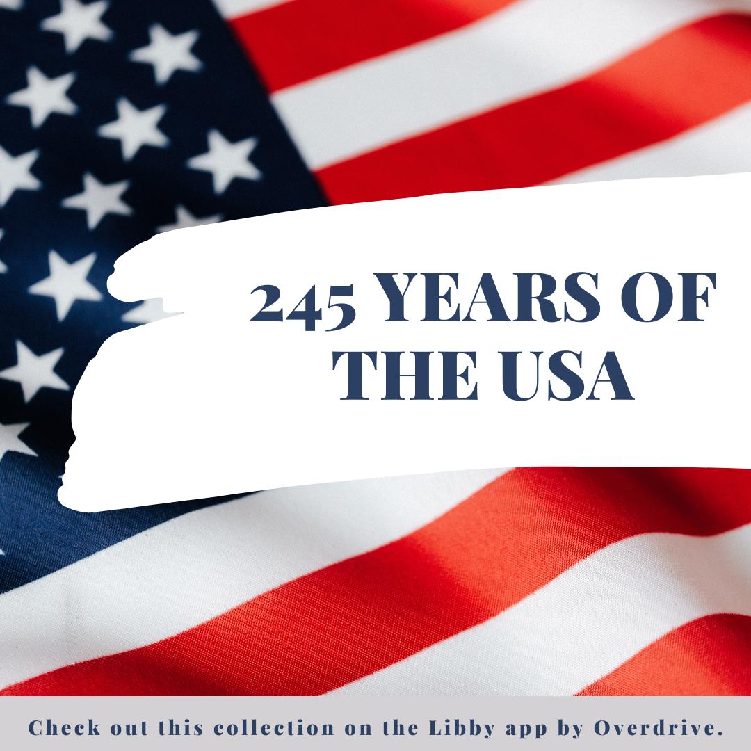 245 Years of USA