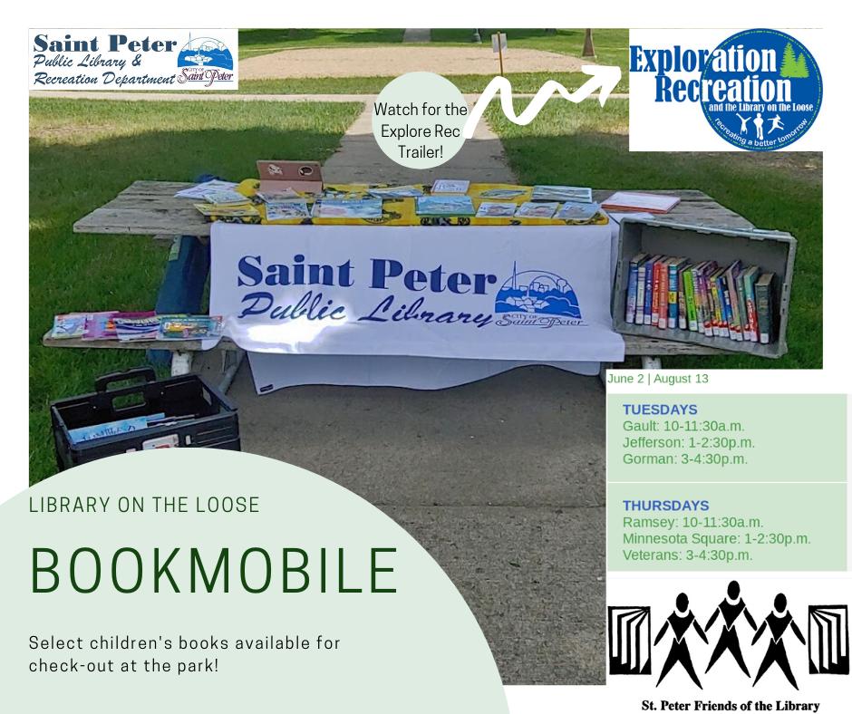 Bookmobile Picture