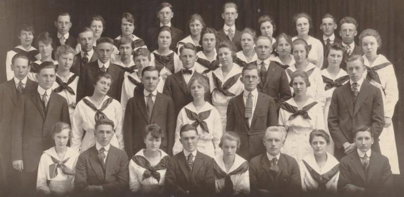 MHS Class of 1918