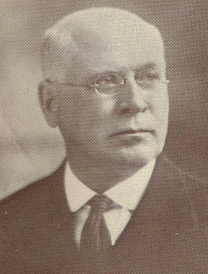 William R. Longstreet