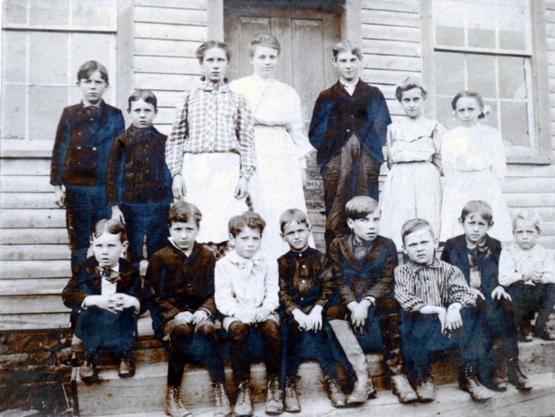 Powers School 1910