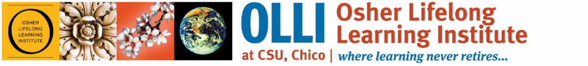 OLLI Chico Logo